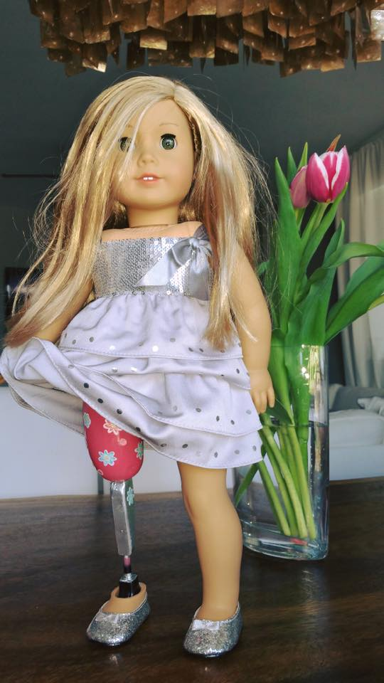 Isabella the doll
